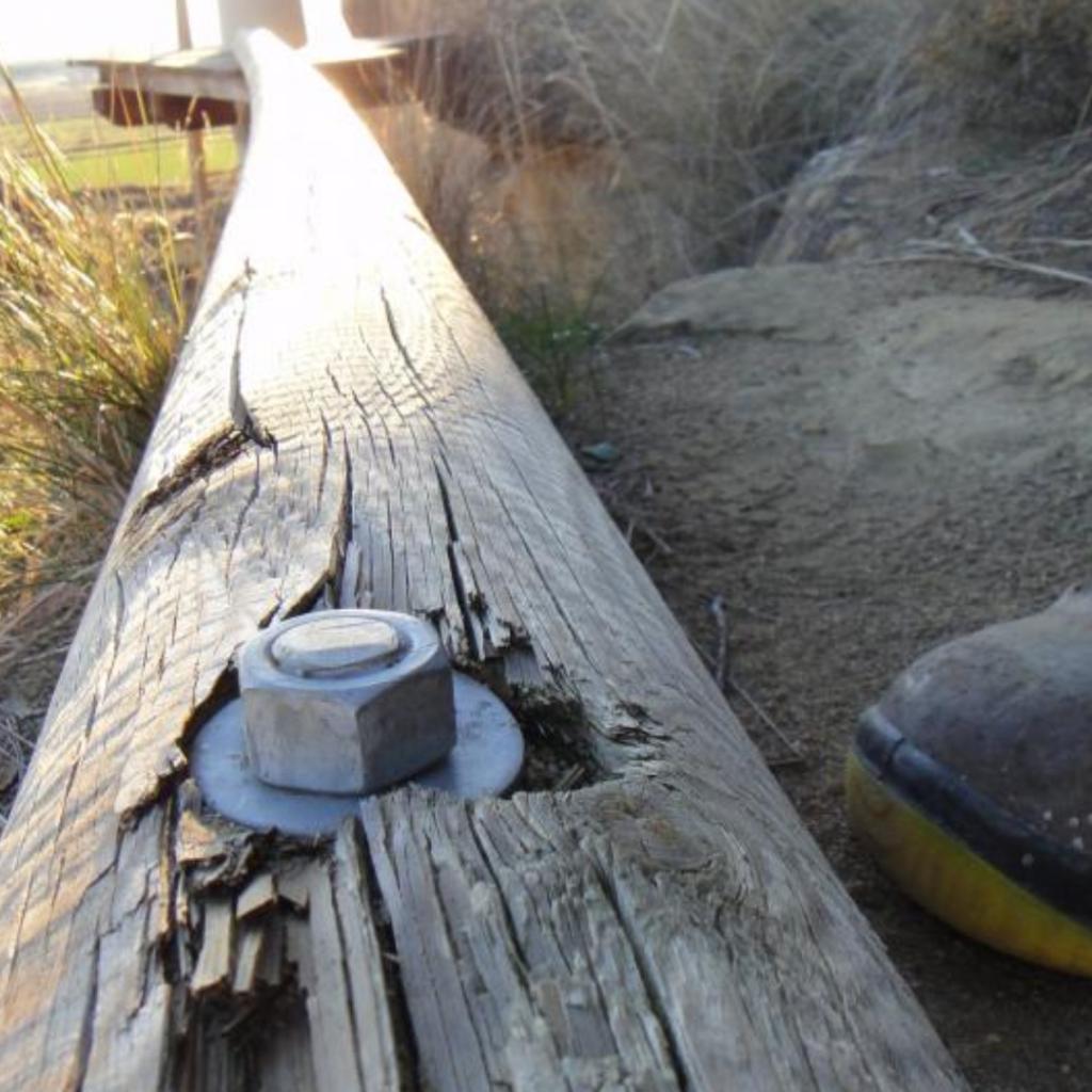 mantenimiento de parques de aventura sobre soportes artificiales