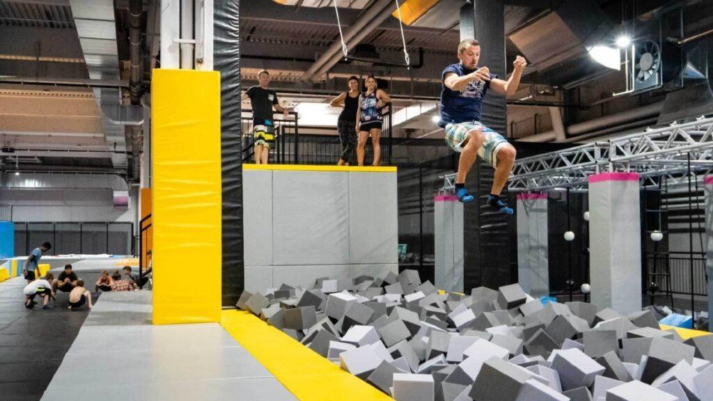 Salto de trapecio