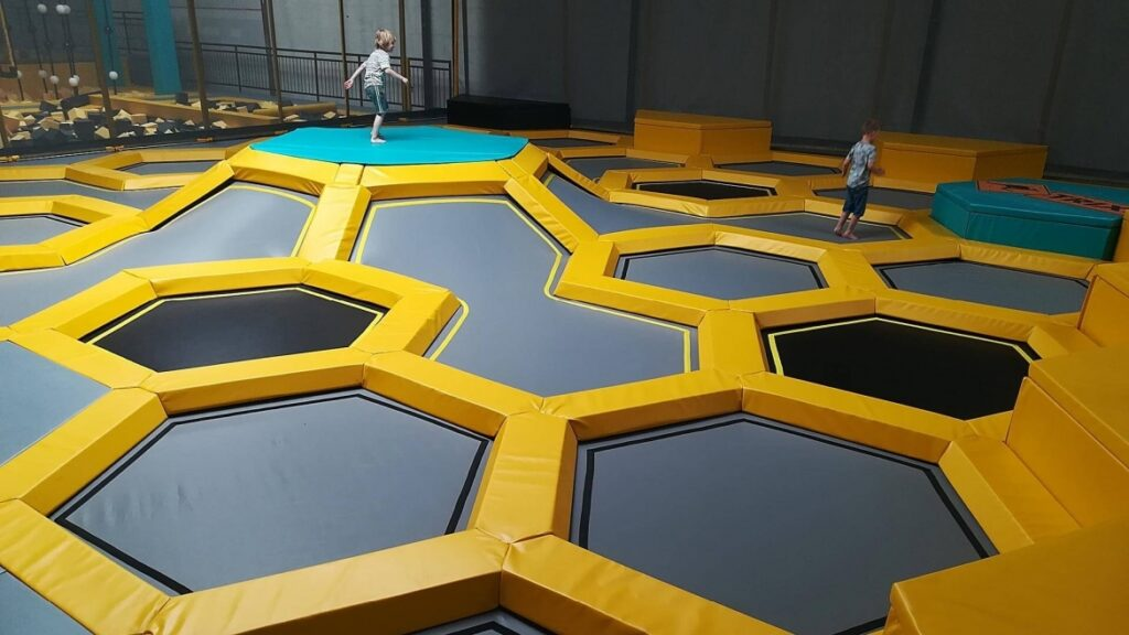 Trampolines Hexia
