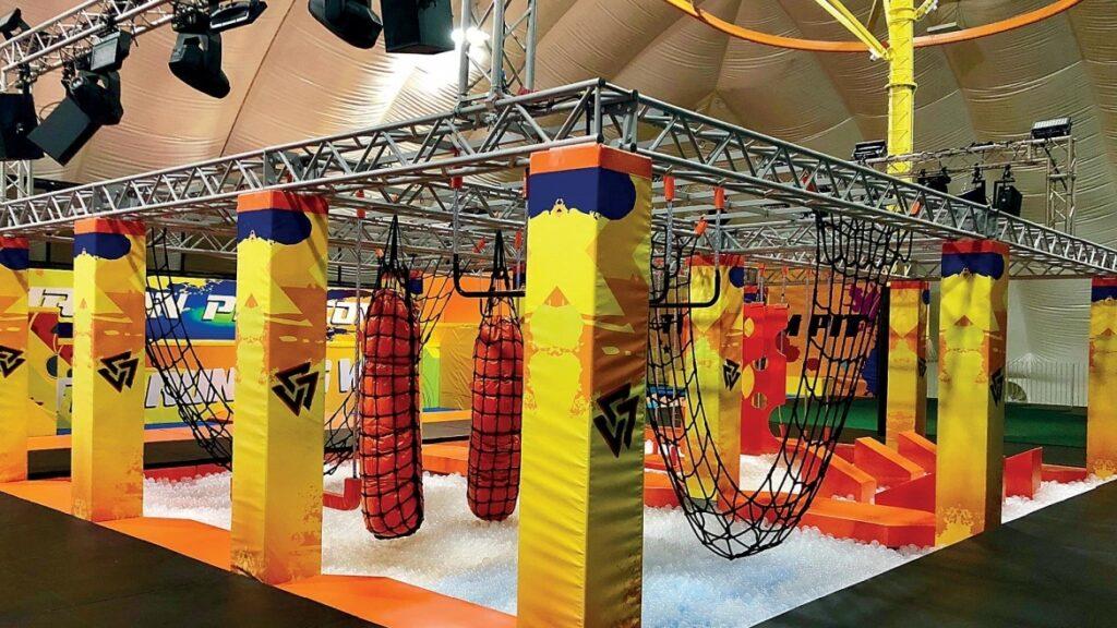 circuitos ninja akrobat 6
