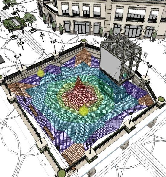 Planos Ropeland Dibujos Parque infantil